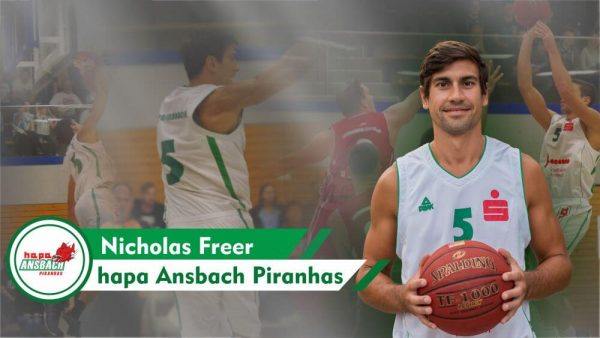 Nicholas Freer
