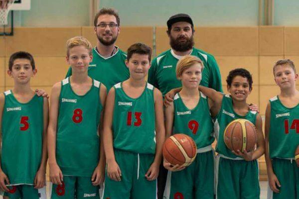 Jugend U14 Ansbach Piranhas