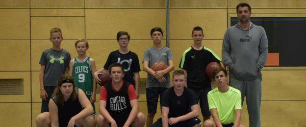 U16-Piranhas Teamfoto 17-18