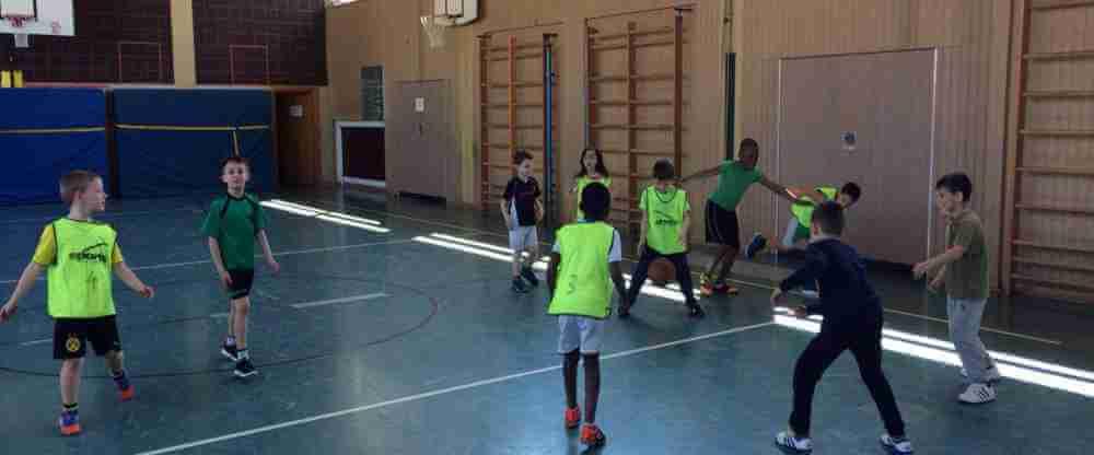 Schul-AGs Basketball Ansbach Piranhas