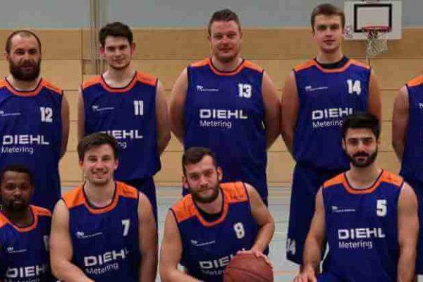 3. Herrenmannschaft Ansbach Piranhas 2017-18
