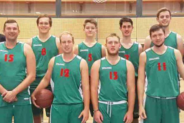 Herren-Reserve-Mannschaft Ansbach Piranhas 2017-18