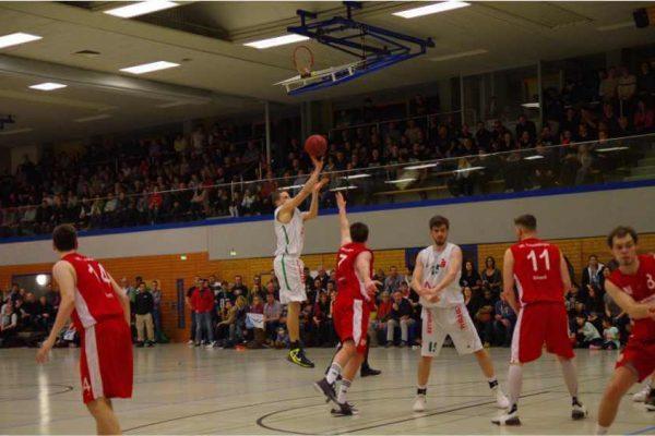 Ansbach gewinnt Krimi gegen Longhorns Herzo Basketball