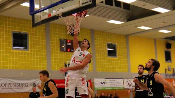 Ansbach unterliegt knapp gegen Breitenguessbach