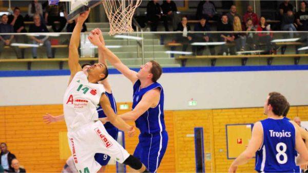 Ansbacher Basketballer vor Schlagabtausch mit Jena 20180414